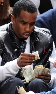 Diddy Credit Card Stolen Info Posted Online