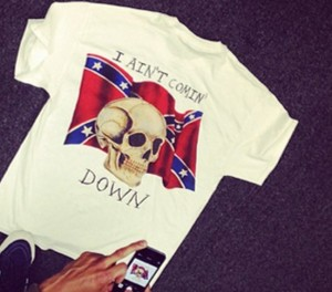 confederat flag merch
